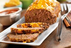 Cheesy Taco Meat Loaf