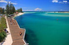 Bulcock Beach Esplanade Redevelopment | Caloundra Australia | PLACE Design Group #promenade #design #landscape #waterfront #beach