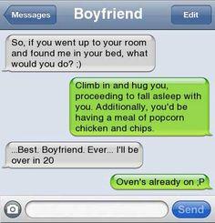 Best Boyfriend Ever...