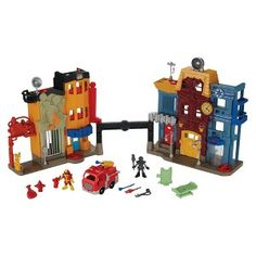 Fisher-Price® Imaginext Rescue City Center Playset