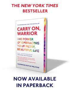 Today is the Day! #carryonwarrior http://momastery.com/blog/2014/02/27/today-is-the-day/