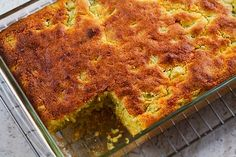 Green Chile Cornbread on Simply Recipes