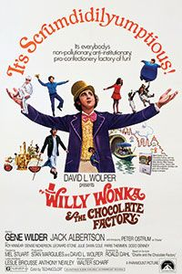 Willy Wonka and the Chocolate Factory - 7.6.14 and 7.9.14 only!