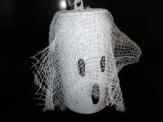 Ghost's made out of pop cans!
