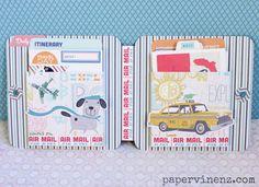PaperVine: Project Life / Journaling Folder (October Afternoon)