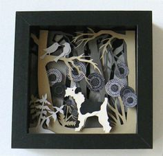 Daphnes Wood RESERVED FOR BLUEBORIS14 by HelenMusselwhite on Etsy