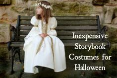 Inexpensive Storybook #Costumes for #Halloween
