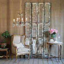 Love old shutters