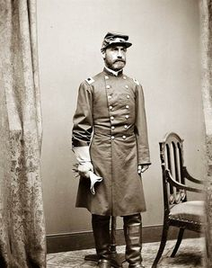Colonel H.B. Titus, 9th New Hampshire Infantry  #scenesofnewenland #soNE #soNHhistory #soNH #NewHampshire #NH #history