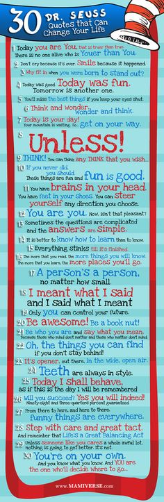[infographic] 30 Positive Inspirational Quotes ...
