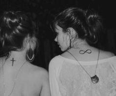 Cross. Infinity. Neck.