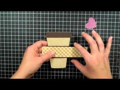 ▶ Coffee Cup Gift Card Holder - YouTube