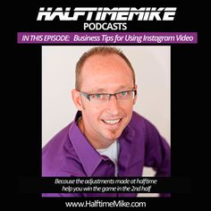 How Small Businesses can use Instagram Video for Marketing [Podcast]