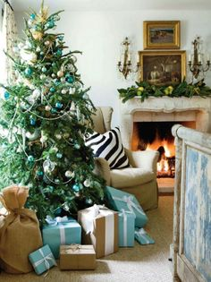 holiday, traditional christmas, blue christmas, color, tiffany blue, christma tree, tiffani blue, christmas trees, blues