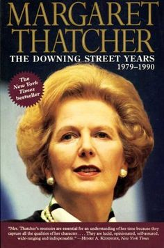 Downing Street Years by Margaret Thatcher. $9.32. Author: Margaret Thatcher. 912 pages. Publisher: HarperCollins e-books (January 4, 2011)