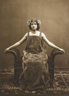 1901 - The Overalls Maxi Dress