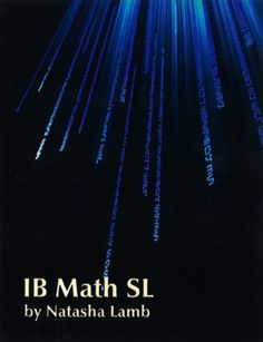 These IB Math SL materials are designed for teachers delivering the IB Mathematics Standard Level curriculum. Using a student-centered approach, the course follows the IB Mathematics SL guidelines to ensure a solid understanding of the course content. ISBN: 9781596574113