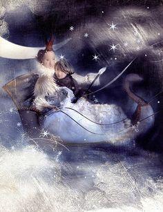 «La reina de la neu» by CORNABOU REVISTA DIGITAL, via Flickr