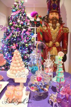 Nutcracker Christmas Party #nutcracker #christmas