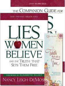 Lies Women Believe - Very good book !!!