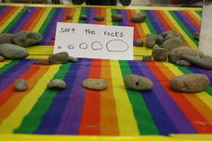 Sort the Rocks