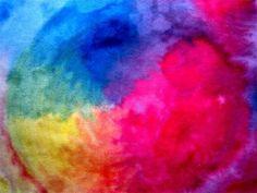 waldorf color wheel