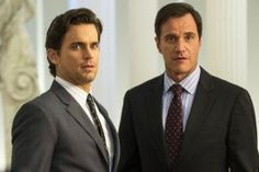 'White Collar' to En