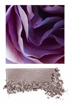 Couleurs nature eye shadows fards paupi res on pinterest for Taupe rose poudre