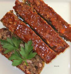 Mexican Vegetarian Loaf - #Vegetarian Recipe