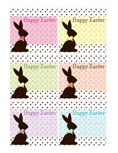 Easter printables, ideas and projects #easter #printables