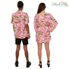 Pink Flamingo Mens H