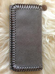 Stella McCartney Wallet @Michelle Coleman-HERS