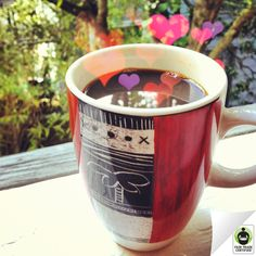 Thank you for not just liking, but LOVING #FairTrade #coffee!
