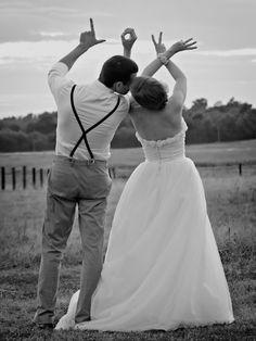 Bride and Groom Photos - Creative Wedding Photos | Wedding Planning, Ideas & Etiquette | Bridal Guide Magazine