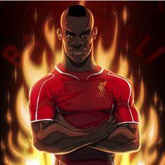 I like Mario's new twitter profile pic :) #Liverpool ~ #LFC ~ #Balotelli   https://twitter.com/FinallyMario