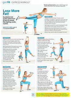 Fitness: Lose More Fat!