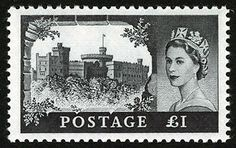 Great Britain's Queen Elizabeth II.