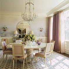 Luminous Interiors - Dining Room