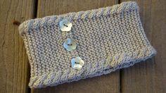 Knit Headband - Crafts by Starlight