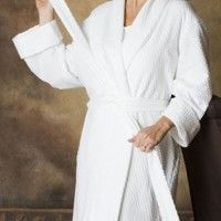 Simple Pleasures Shawl-Collar-Robe-Dot2