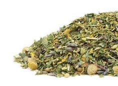Fairytale Tea Contains: Organic Calendula flowers, organic Red Clover herb, organic Spearmint leaf, organic Lavender flowers, organic Lemon Balm, organic Catnip, organic Oatstraw, organic Lemon peel, organic Skullcap, organic Chamomile flowers, organic Thyme, and organic Stevia.