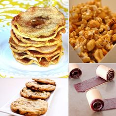 Healthy/Packable Snacks For Road Trips, Kid-Friendly