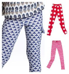 Masala Baby Indian print leggings for girls