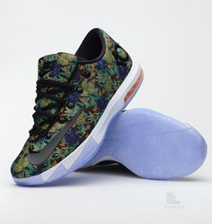 Nike KD VI EXT Floral Release Date Confirmed and New Detailed Pictures