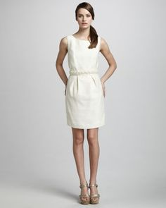 Embellished Dress by 2 B Rych at Neiman Marcus.
