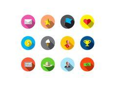 Guava Reward Icons / Free Ai Illustrator File