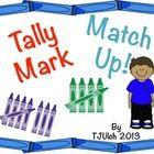 Tally Mark Match Up!