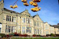 Hollins Hall in West Yorkshire | http://www.aladyinlondon.com #travel #hotels