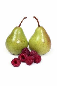 Pear and Raspberry #Yonanas