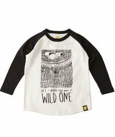 Rock Your Baby Wild One Tee